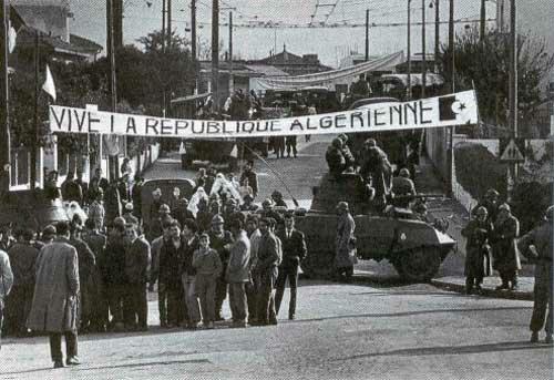 Independencia de Alxeria