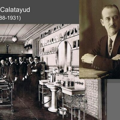 HISTORIA DE LA RADIOTERAPIA timeline