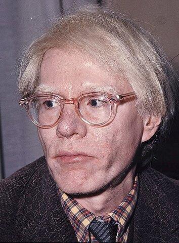 Andy Warhol. (1928-1987).