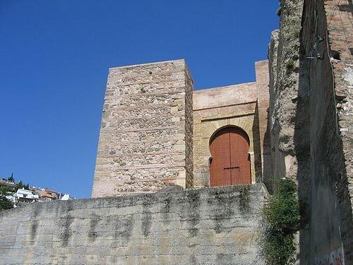 Puerta Monaita. (Granada Fortificada).