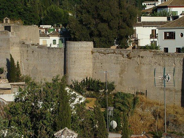 Alcazaba Cadima.