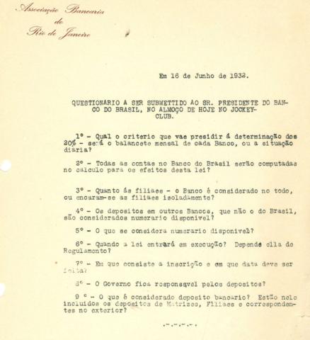 Década de 1930: Realização de almoços semanais da Associação, no restaurante do Jockey Club,  com a presença de figuras notáveis para a capital no período.