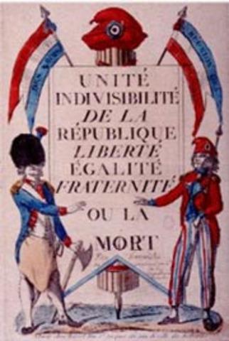 La Asamblea vota la Constitución