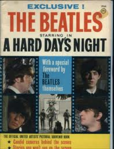 ''A HARD DAY'S NIGHT'' premiere
