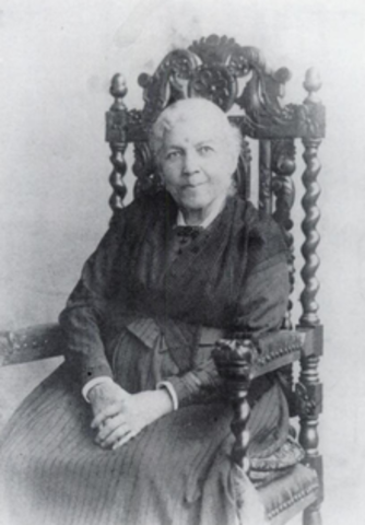 Harriet Jacobs born