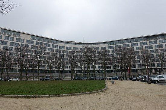 Sede de la Unesco.