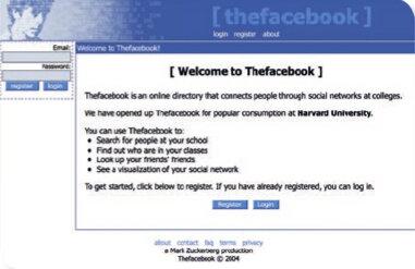 The Facebook, l'émergence du réseau social de référence