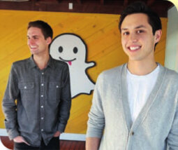 Snapchat, le réseau de l'instantanéité
