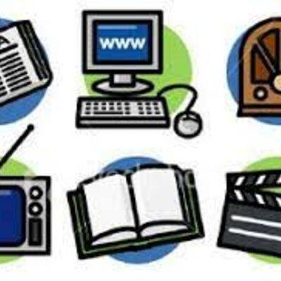 Medios de información y comunicación timeline