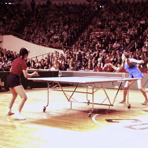 Ping Pong diplomatie