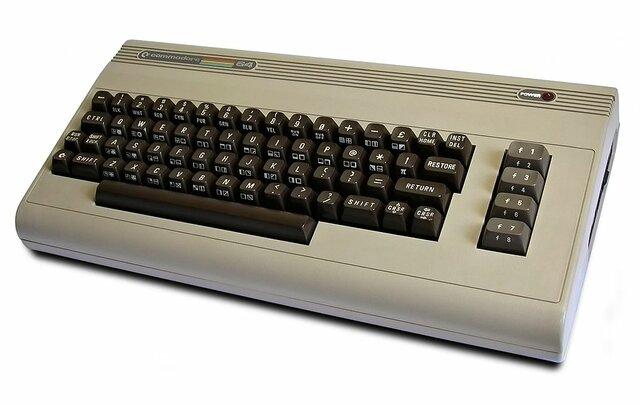 1983 Commodore 64