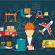 5 top technology trends in transportation and logistics industry