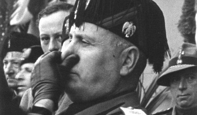 il Fascismo entra nel Parlamento