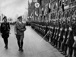 Primera marxa dels nazis