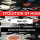 Evolution of music (1)