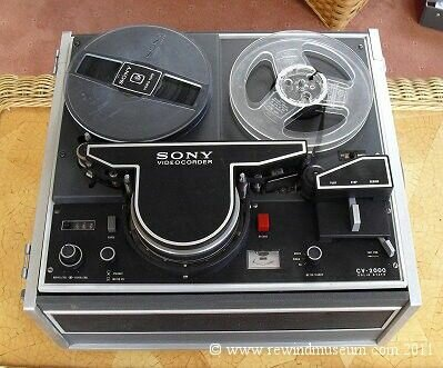 Sony CV-2000