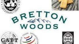 ¿Cómo llegamos a los acuerdos de Bretton Woods? timeline