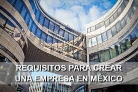 Acuerdo para la creación de empresas en la Ciudad de México y reforma a la LFPA