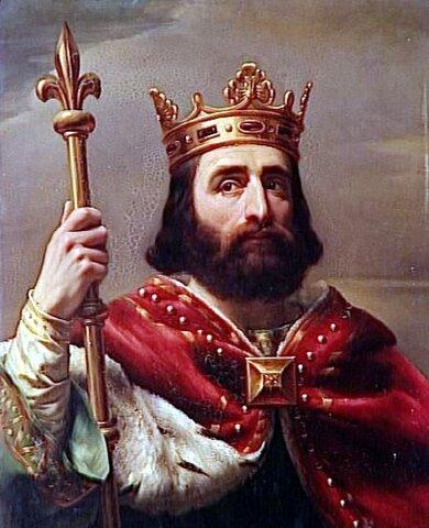 Carlemany va ser coronat emperador