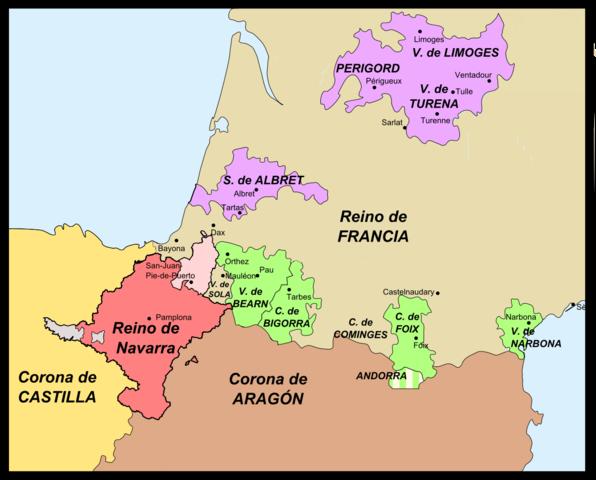 Incorporació de Navarra a Castella
