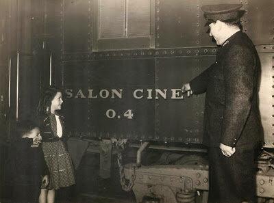 Primera función de cine
