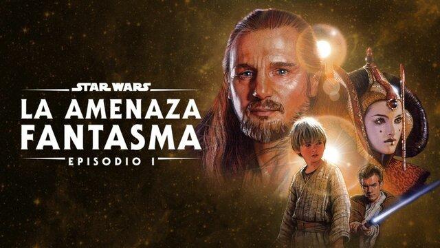 Estreno de Star Wars: episodio I - la amenaza fantasma