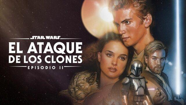 Estreno de Star Wars: episodio II - El ataque de los clones