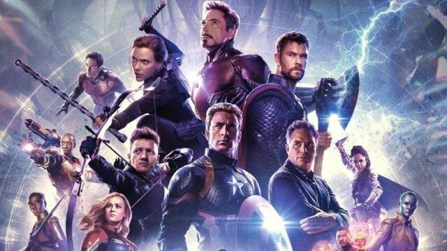:avengers endgame