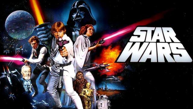 Estreno de Star Wars: episodio IV - Una nueva esperanza