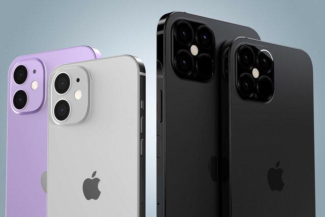 Lanzamiento del iphone 12
