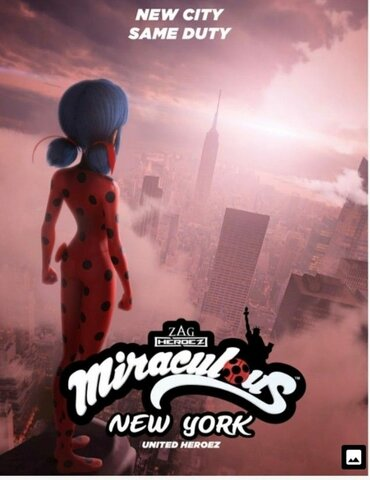 Miraculous World: New York