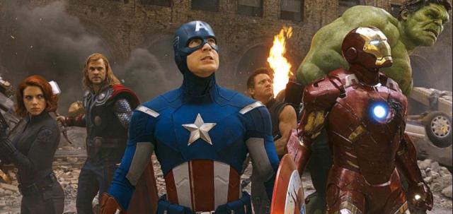 los Vengadores (The Avengers)