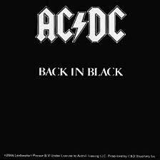 Back in Black canción del album