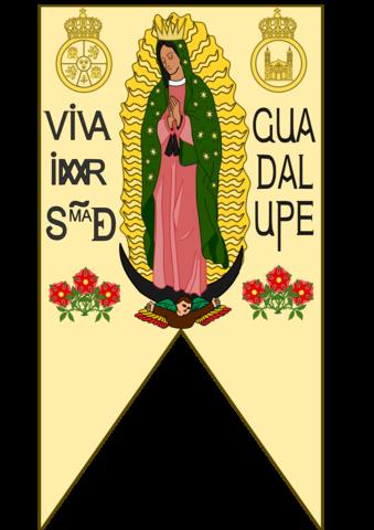 Estandarte de Hidalgo
