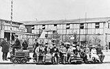 Werner M. von Siemens: locomotora eléctrica