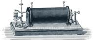 Ruhmkorff: la bobina de Ruhmkorff genera chispas de alto voltaje