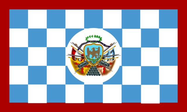 Bandera Nacional de Guerra de México