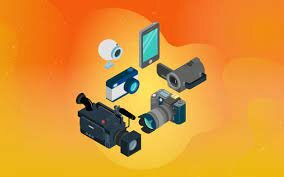 Uso de las Cámaras de video