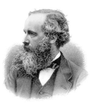 James Maxwell (La luz una onda electromagnética)