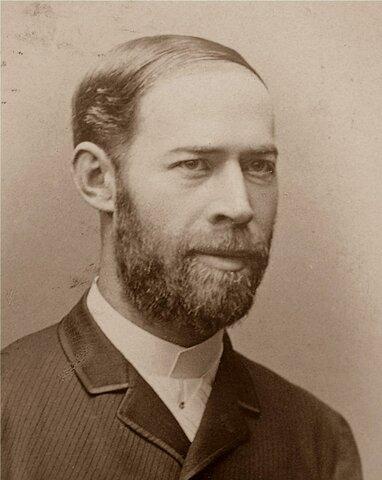 Heinrich Hertz (La radiación podría ser refractada)