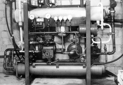 Створення теплового насосу