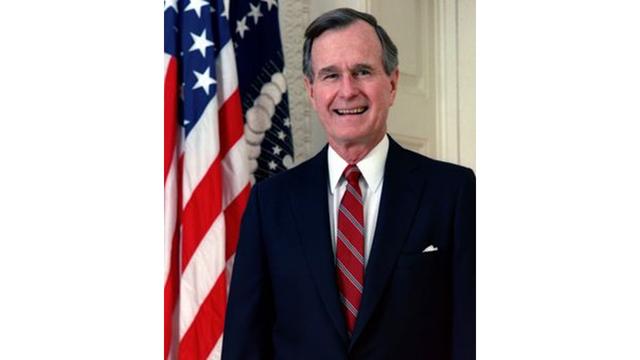 George H. W. Bush Elected