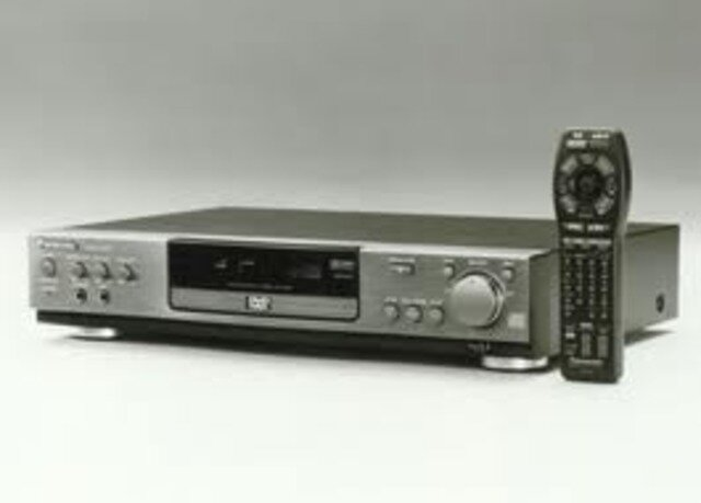 The DVD Player