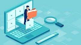 La evolución de las normas que han regulado los archivos electrónicos en México timeline