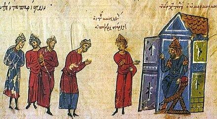 Al-Mutásim. (796-842). (Reinado: 833-842). - 8º Califa Abasí.