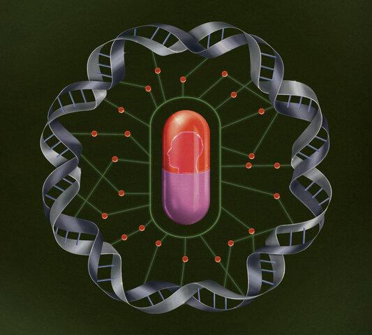 DNA-tailored Medicine