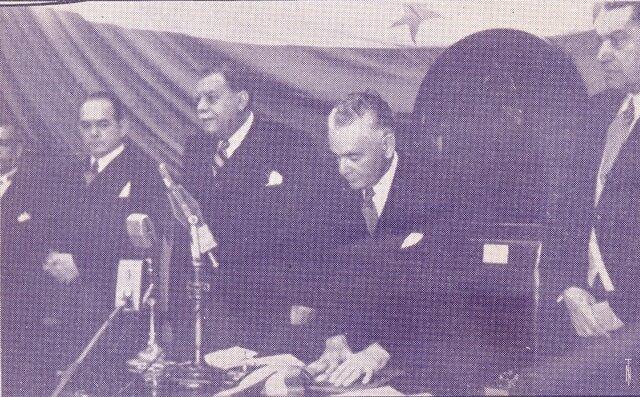 Comisión para la organización y funcionamiento del Banco de Honduras.