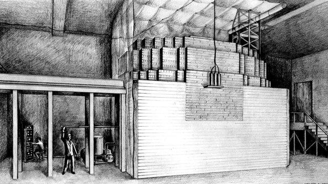 Primer reactor nuclear de la historia