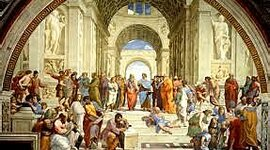 Escolastica, humanismo y renacentismo. timeline