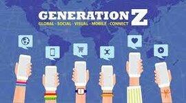 Generation Z timeline